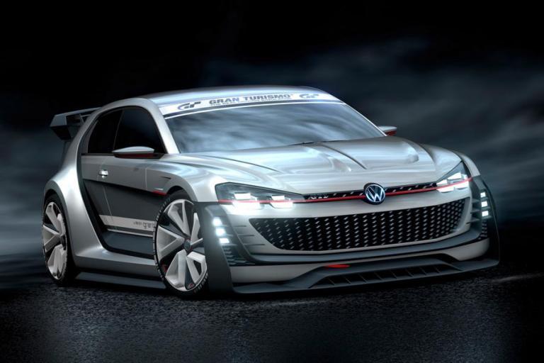 Το VW GTi γίνεται… παιχνίδι   tanea.gr