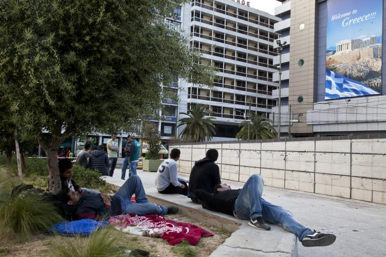 Οι αντιδράσεις των κομμάτων για το μεταναστευτικό   tanea.gr