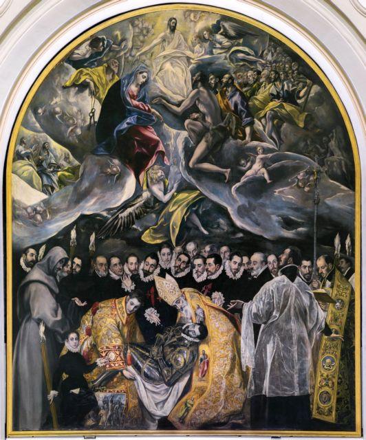 Η ταφή του Κόμη του Οργκάθ | tanea.gr