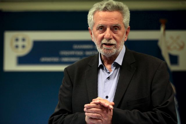 Δρίτσας: «Εχουμε επίγνωση της σοβαρότητας του μεταναστευτικού προβλήματος» | tanea.gr