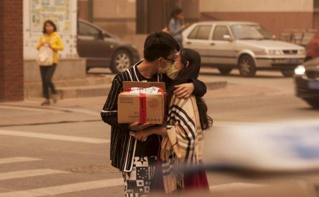 Κόκκινη σκόνη έπνιξε το Πεκίνο | tanea.gr