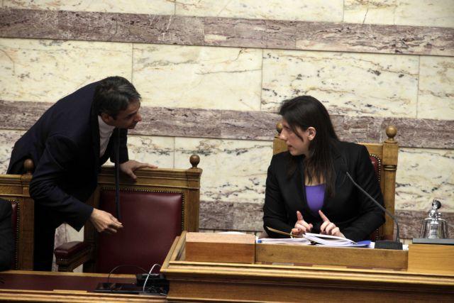Νέα ένταση στη Βουλή με τη Ζωή Κωνσταντοπούλου να καθυστερεί τη συνεδρίαση λόγω απουσίας βουλευτών | tanea.gr