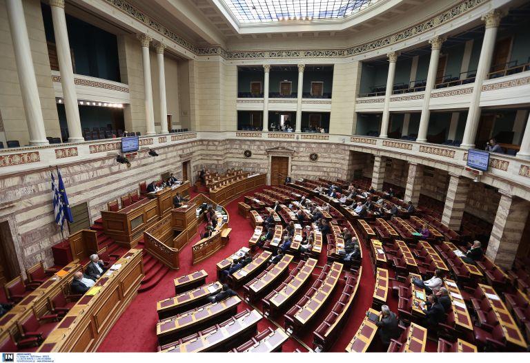 Υπερψηφίστηκαν άρθρα και τροπολογίες του νομοσχεδίου για την κατάργηση των φυλακών κράτησης Τύπου Γ΄ | tanea.gr