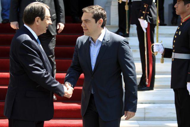 Τριμερής συνάντηση Τσίπρα - Αναστασιάδη - Σίσι στη Λευκωσία την Τετάρτη | tanea.gr