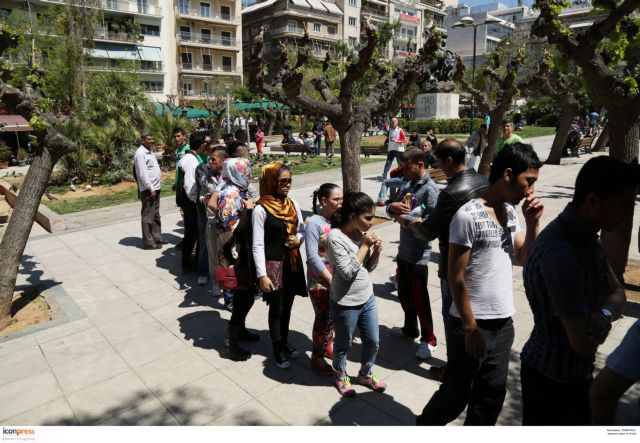 Σχέδιο υγειονομικής περίθαλψης για πρόσφυγες και μετανάστες   tanea.gr