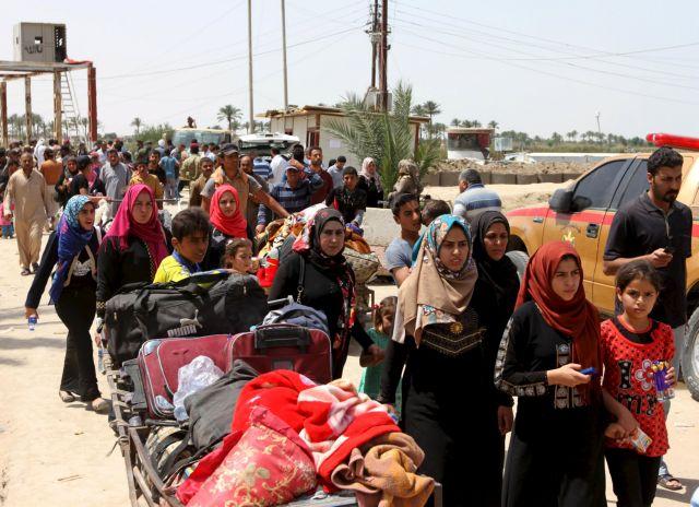 ΟΗΕ: Πάνω από 90.000 άνθρωποι εγκαταλείπουν το Ανμπαρ του Ιράκ εξαιτίας των τζιχαντιστών | tanea.gr