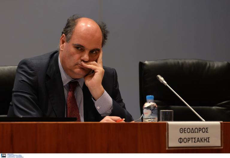 Φορτσάκης: «Κρίσιμο πλήγμα για τα Πανεπιστήμια η δέσμευση των ταμειακών διαθεσίμων τους» | tanea.gr