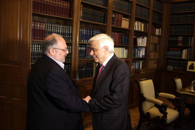 Παυλόπουλος: «Το ζήτημα της μετανάστευσης είναι ευρωπαϊκό» | tanea.gr