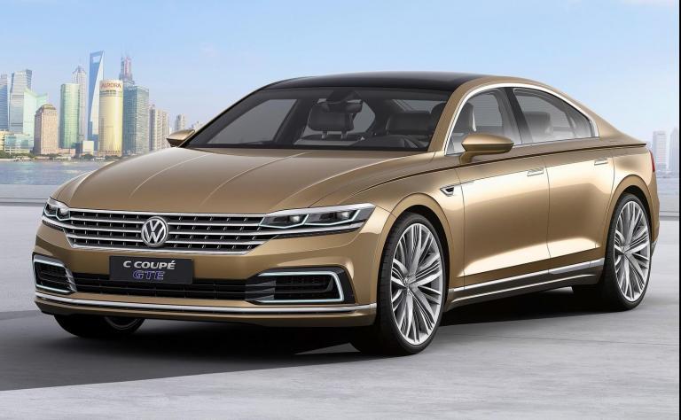 VW C Coupé GTE: Η λιμουζίνα του μέλλοντος θα «καίει» μόνο 2,3 λίτρα/100χλμ | tanea.gr