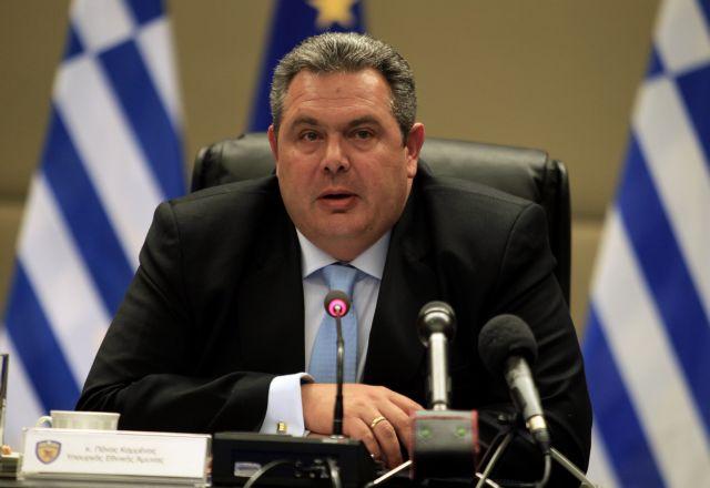 Αντίθεση Καμμένου στα σενάρια για εκλογές ή δημοψήφισμα   tanea.gr