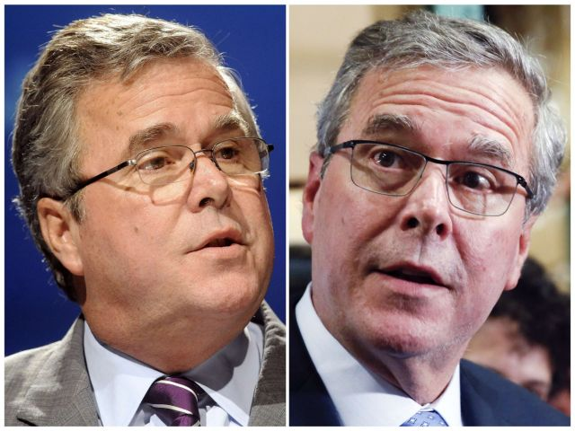 Τζεμπ Μπους: Κομψός με «δίαιτα των σπηλαίων» εν όψει προεδρικών εκλογών   tanea.gr
