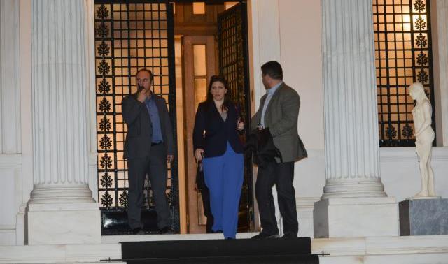 Συνάντηση με τη Ζωή Κωνσταντοπούλου στο Μαξίμου είχε ο Πρωθυπουργός   tanea.gr
