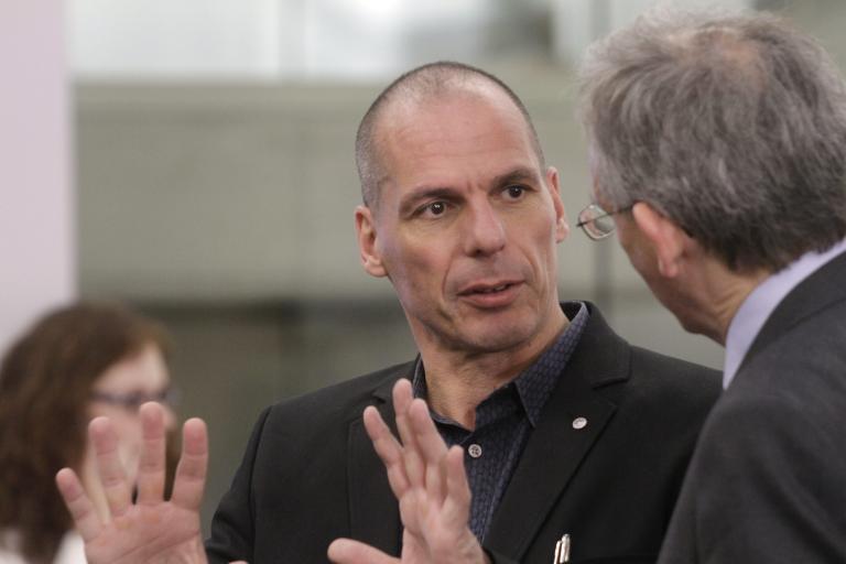 Βαρουφάκης: «Συνάδελφός μου στο Eurogroup, ενδεχομένως από θυμό, αναφέρθηκε σε Σχέδιο Β'»   tanea.gr