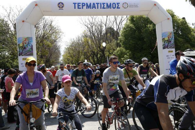 Ολοκληρώθηκε ο 22ος Ποδηλατικός Γύρος της Αθήνας   tanea.gr