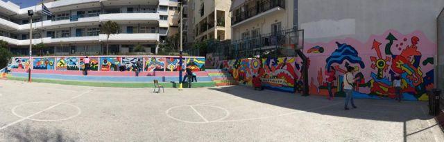 Πειραιάς: Η μεταμόρφωση του 54ου Δημοτικού Σχολείου   tanea.gr