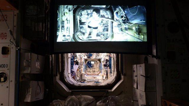 Πριβέ προβολή του «Gravity» για τους αστροναύτες στο Διεθνή Διαστημικό Σταθμό | tanea.gr