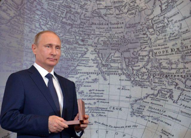 Πούτιν κατά των «δήθεν εταίρων της Ρωσίας» που «ήθελαν οικονομική κατάρρευση» | tanea.gr