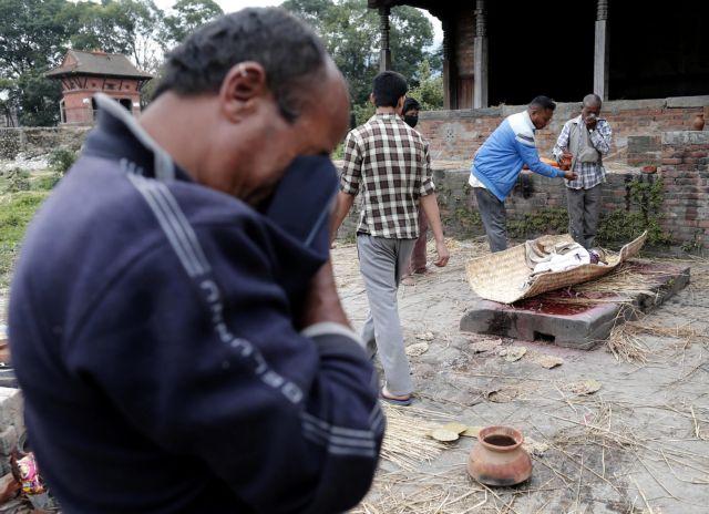 Εκκληση του Facebook για δωρεές και βοήθεια στους σεισμόπληκτους του Νεπάλ | tanea.gr