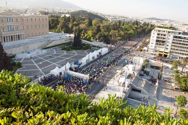 Κυκλοφοριακές ρυθμίσεις την Κυριακή στο κέντρο της Αθήνας λόγω ημιμαραθωνίου   tanea.gr