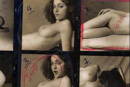 Η Μαντόνα ξανά γυμνή | tanea.gr