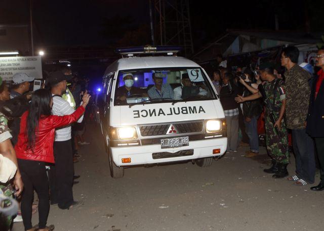 Η Ινδονησία εκτέλεσε επτά αλλοδαπούς, αντιδράσεις από Αυστραλία, Γαλλία και Βραζιλία   tanea.gr
