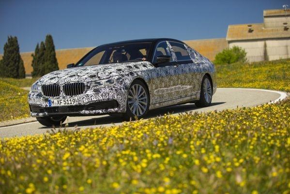 Η νέα BMW 7 θα…διαισθάνεται τις χειρονομίες του οδηγού!   tanea.gr