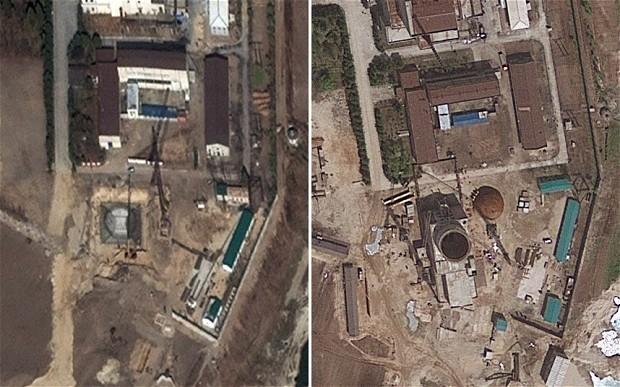 Η Βόρεια Κορέα λειτουργεί ξανά αντιδραστήρα για κατασκευή πυρηνικών όπλων | tanea.gr
