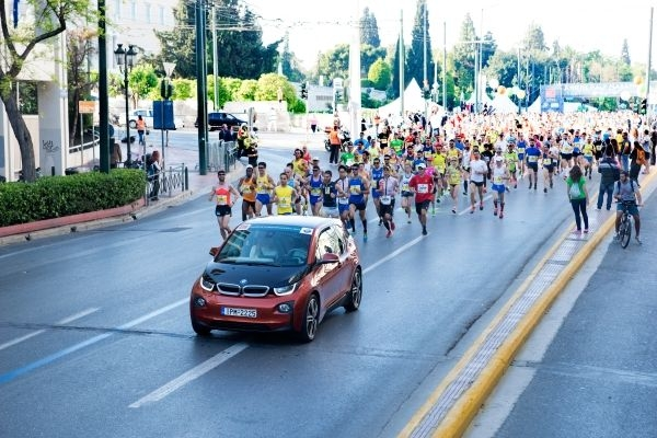 BMW Group Hellas: Kύριος χορηγός του Ημιμαραθωνίου της Αθήνας | tanea.gr