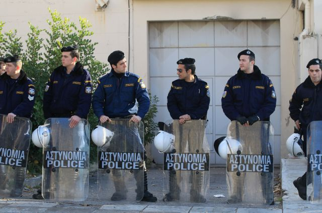 Ξεκινά η δίκη της Χρυσής Αυγής στον Κορυδαλλό | tanea.gr