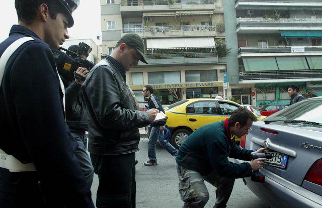 Εξι συλλήψεις οδηγών σε μεγάλη τροχονομική εξόρμηση στη Νέα Ιωνία   tanea.gr