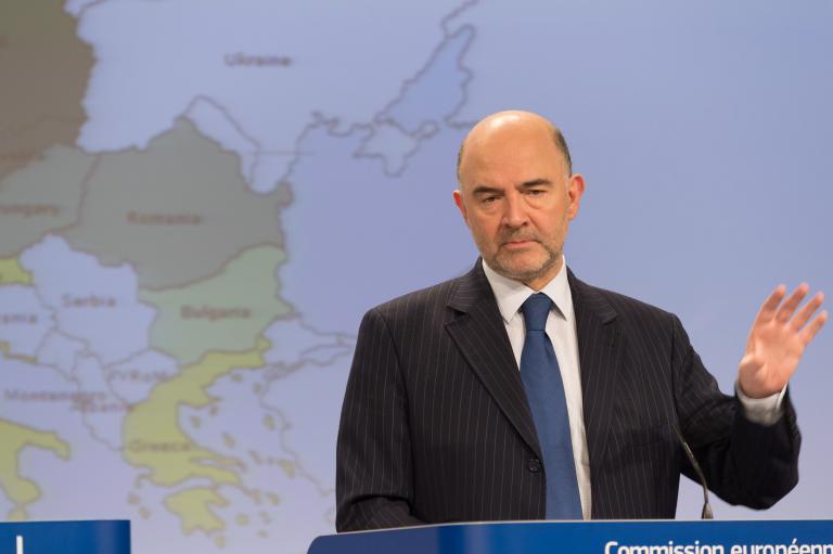 Μοσκοβισί: «Είμαι αισιόδοξος για ένα καλό αποτέλεσμα στο επόμενο Eurogroup» | tanea.gr