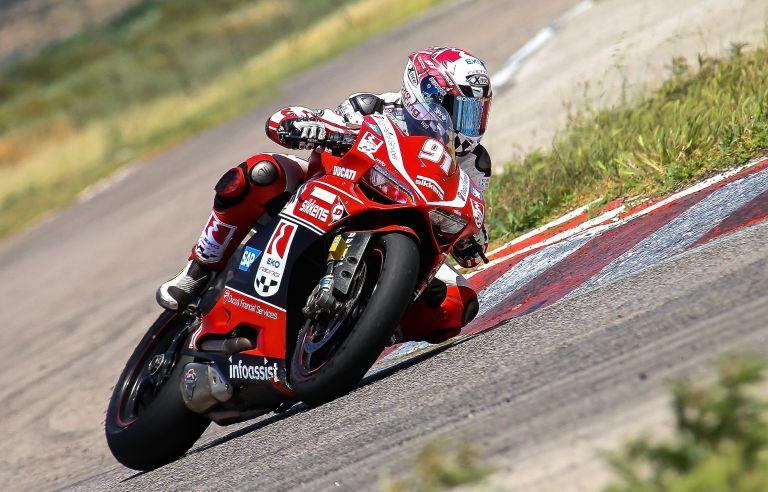 Πολύ καλή η εμφάνιση για την Ducati στο Πανελλήνιο Πρωτάθλημα Ταχύτητας | tanea.gr