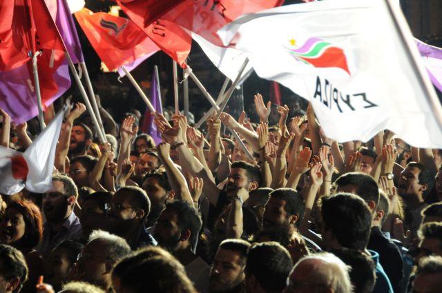 Η διάσπαση του ΣΥΡΙΖΑ | tanea.gr