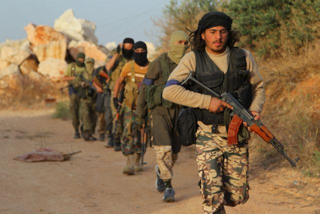 Συρία: Ισλαμιστές αντικαθεστωτικοί πήραν την τελευταία πόλη στην επαρχία Ιντλίμπ   tanea.gr