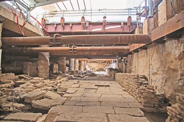 Πόλεμος στο βυζαντινό σταυροδρόμι   tanea.gr