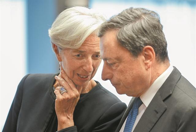 Κληρονομιά νέο QE από Ντράγκι στη Λαγκάρντ | tanea.gr