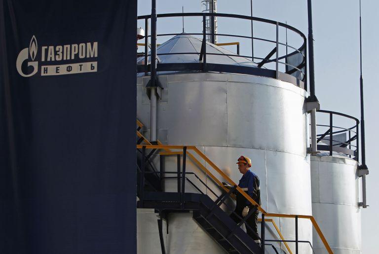 Στρατηγική συμμαχία Gazprom και Shell για την κατασκευή αγωγών αερίου | tanea.gr