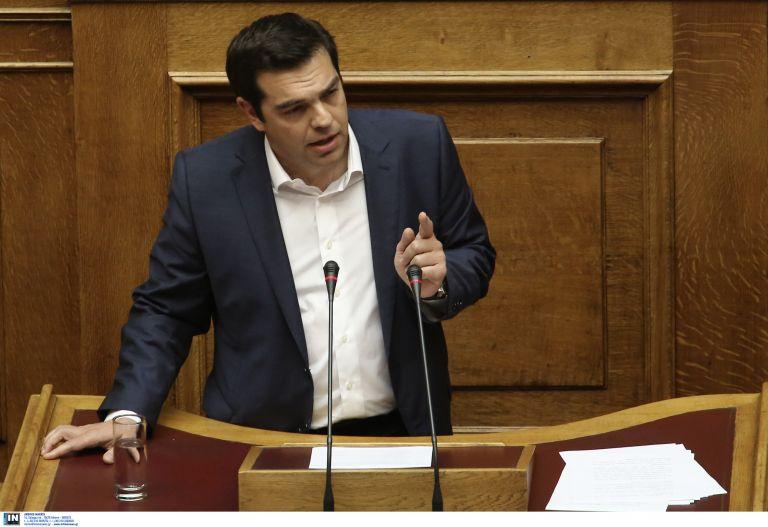 Τσίπρας: «Αυτή η κυβέρνηση δεν ψηφίζει νέο Μνημονιο - συμφωνία μόνο με μείωση του χρέους» | tanea.gr