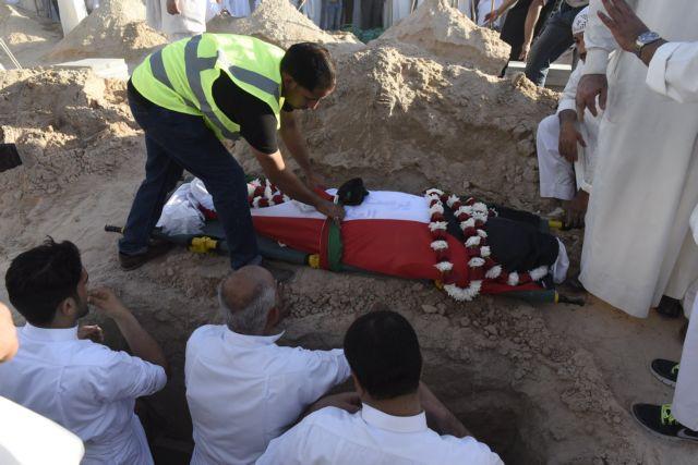 Σαουδάραβας ο βομβιστής αυτοκτονίας στο Κουβέιτ | tanea.gr