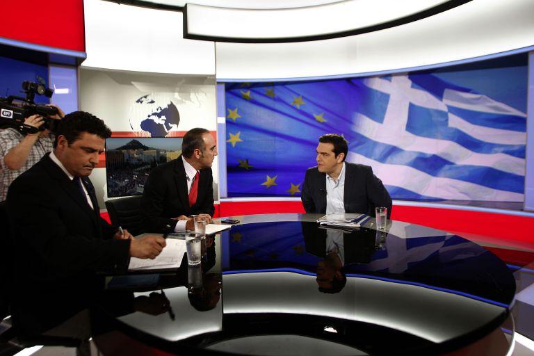 Tσίπρας: «Δεν είμαι πρωθυπουργός παντός καιρού» - υπαινίσσεται παραίτηση εφόσον επικρατήσει το «ναι» | tanea.gr