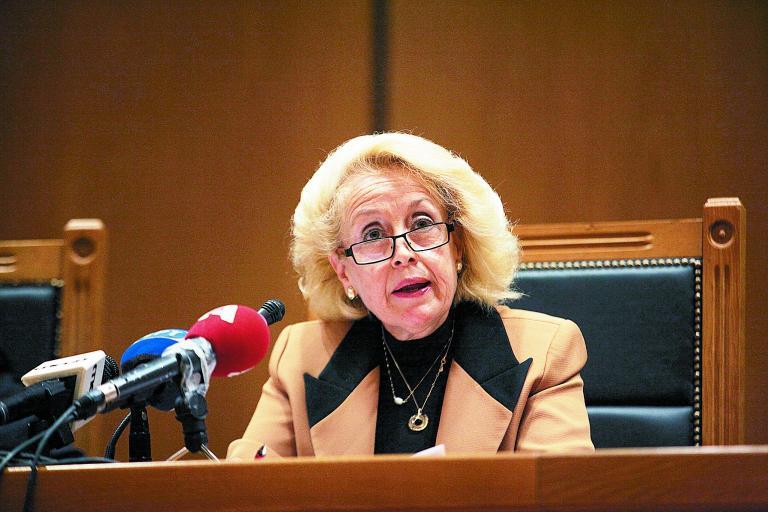Επιστολή Θάνου στους ομολόγους της όλων των ανωτάτων δικαστηρίων της ΕΕ για χρέος και δημοψήφισμα | tanea.gr