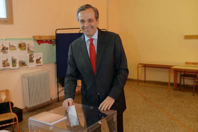 Α. Σαμαράς: «Ψηφίζουμε