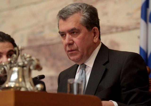 Μητρόπουλος: «Η σφοδρότητα των μέτρων οφείλεται και στα σχέδια Βαρουφάκη» | tanea.gr