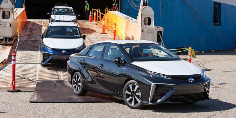Γκαζώνει το πρώτο υδρογονοκίνητο Toyota | tanea.gr