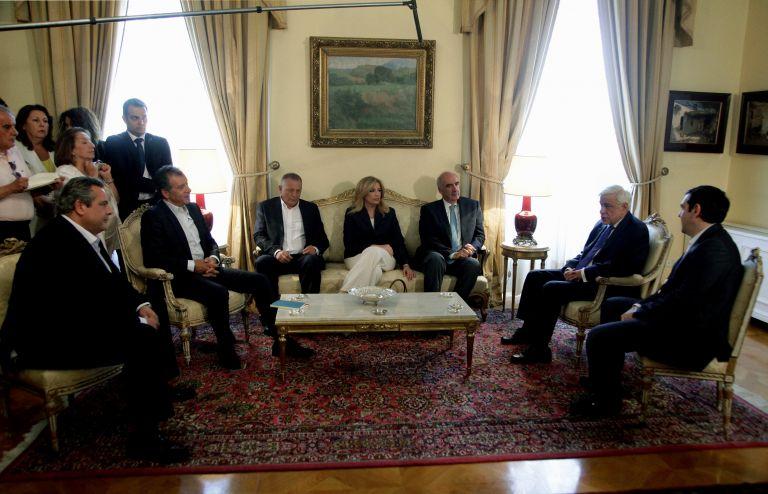 Το μενού στο Προεδρικό Μέγαρο δεν περιελάμβανε εκλογές | tanea.gr