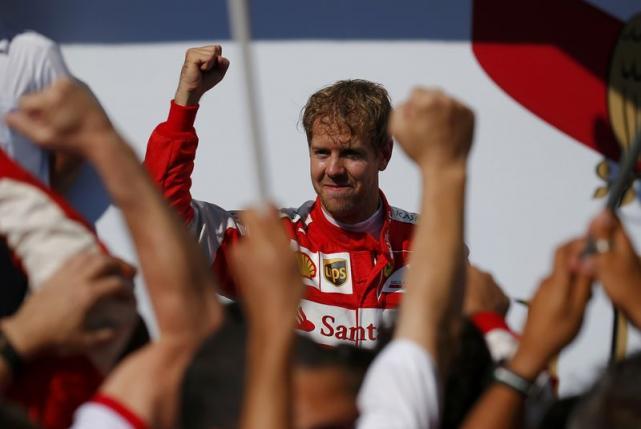 Η Ferrari επέστρεψε στις νίκες, άσχημη ημέρα για τη Mercedes | tanea.gr