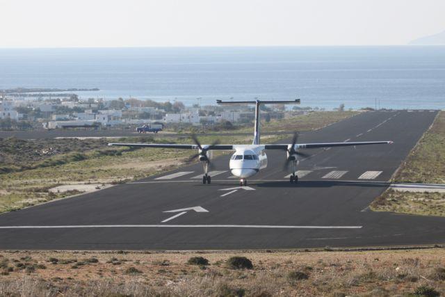 Και επίσημα στη γερμανική Fraport περνούν τα 14 περιφερειακά αεροδρόμια - Αντιδράσεις από την Αριστερή Πλατφόρμα   tanea.gr