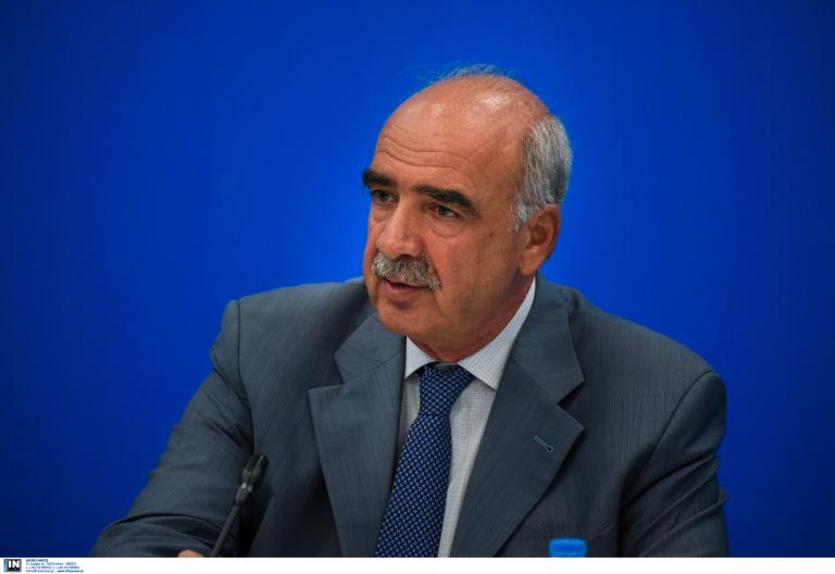 Μεϊμαράκης: «Ο Τσίπρας κάνει τις εκλογές για να φύγει» | tanea.gr