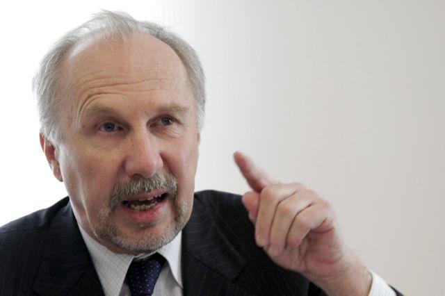 Νοβότνι: «Ο πληθωρισμός στην ευρωζώνη ίσως εισέλθει σε αρνητικό έδαφος» | tanea.gr
