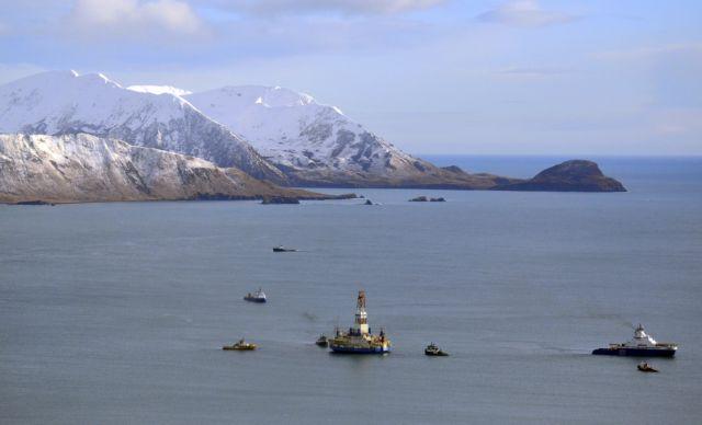 Η Shell θα σταματήσει τις γεωτρήσεις στην Αλάσκα | tanea.gr